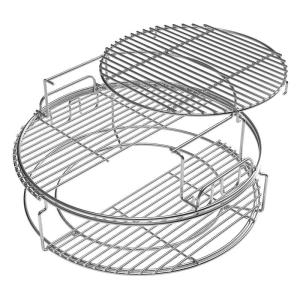 Big Green Egg EGG spander Kit(Многофункциональная корзина на 5 позици Large