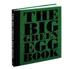 Кулинарная книга Big Green Egg