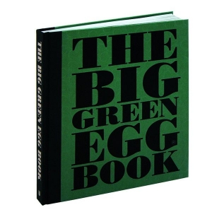 Кулинарная книга Big Green Egg