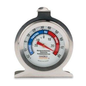 Механический термометр для холодильника MAVERICK HOUSEWARES